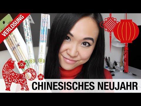 Chinesisches Neujahr | Frühlingsfest | Essen Am Neujahrsfest | Stäbchen Verlosung
