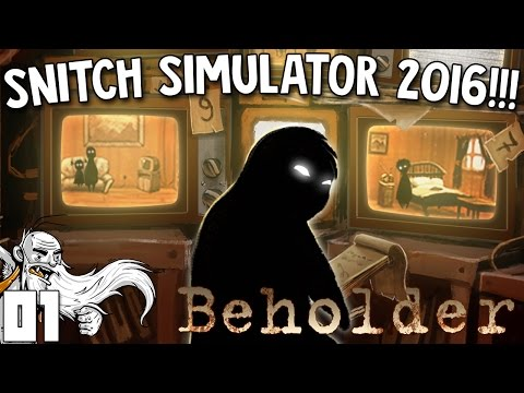 Beholder Gameplay Part 1 -