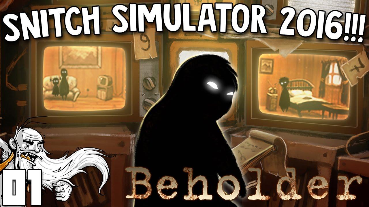 Beholder Gameplay Part 1 -