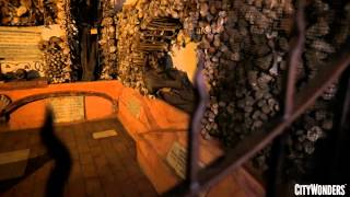Crypts & Catacombs of Rome Tour