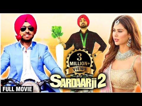 Sardaarji 2 Full Hindi Movie   Diljit Dosanjh, Sonam Bajwa, Monica Gill   Superhit Hindi Movie