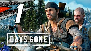 Days Gone PC - Gameplay Walkthrough Part 1 (No Commentary)