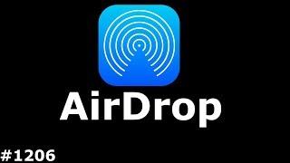 Передача файлов между Iphone по Bluetooth или AirDrop
