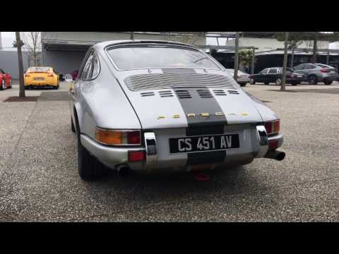 Exclusive drive 2017 :  Porsche 911 (901)