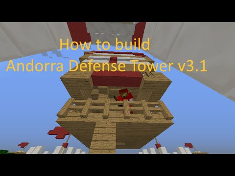 Guide on building Andorra Defense Tower v3.1