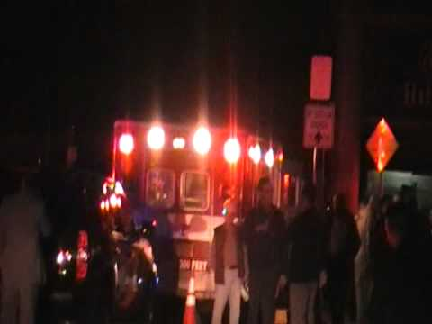 3rd Alarm Hazmat Fire Back Bay Boston, MA 3