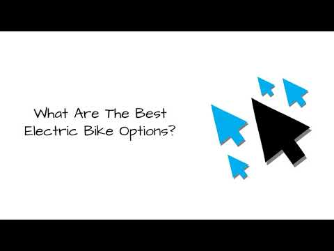 The Best Electric Bike Selections For The Toronto Lifestyle | Epic Cycles