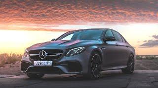 Mercedes-Benz E63S AMG W213 - Самый честный Тест-Драйв от владельца BMW M5 F90! Что же лучше?!