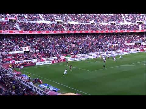 Todos los Goles Sevilla FC 2014 15