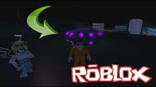 ROBLOX - A UFO Comes To Me - JAILBREAK