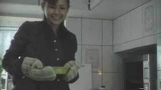 DTI presents 小西真奈美「今日の大丈夫」05/11/6 「熱っちぃ...。まだ...