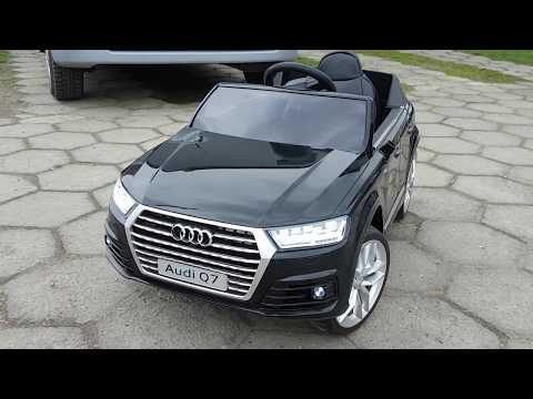 cool-toddler-car-for-children-audi-q7-/-fajne-auto-elektryczne-dla-dzieci