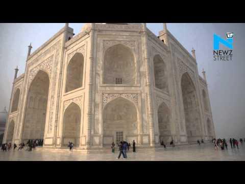 Marble wonder Taj Mahal is world's 5th top tourist destination