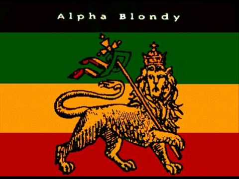 ALPHA BLONDY Afriki