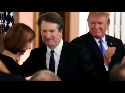 Trump's tweets on Kavanaugh accuser complicate GOP arguments ahead of vote