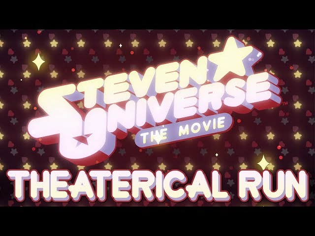 Steven Universe Movie in Theaters?!