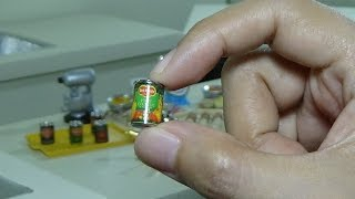 Realistic Kitchen Toys Scale 1:12 Mini Dollhouse / Unboxing /Product  Review (ASMR)