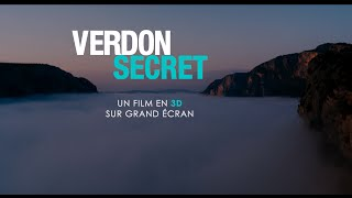 Bande annonce officielle du film Verdon Secret