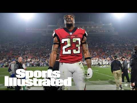 Are The Atlanta Falcons A Sleeper To Watch In The NFC Playoffs? | SI NOW | Sports Illustrated