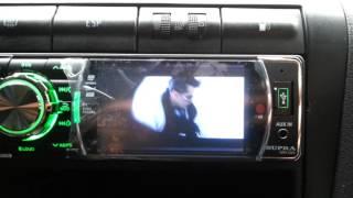 Видео обзор Автомагнитола Supra SDM 3504
