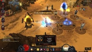 Diablo 3 - Paragon Level 100!