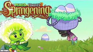 Plants Vs Zombies 2 - Springening New Plant Dandelion Pinata Party 3/25!