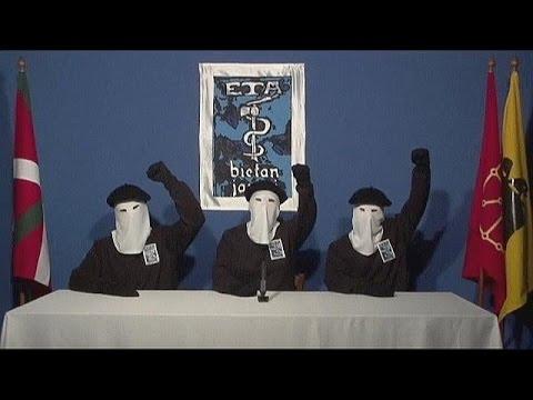 ETA militant group 'a disarmed organization'