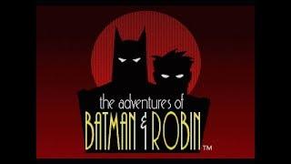 Adventures of Batman & Robin прохождение с синим оружием (Sega Rus)