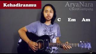 Chord Gampang (Kehadiranmu - Vagetoz) by Arya Nara (Tutorial Gitar) Untuk Pemula