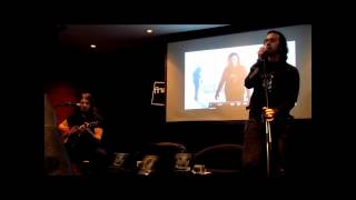 Fire Season (acoustic) - Moonspell live at Fnac Colombo, Lisbon, PT - 26.04.2012