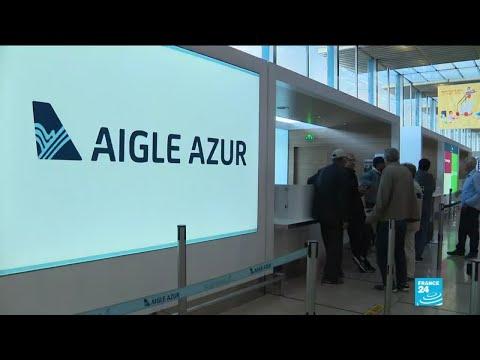 Avions d'Aigle Azur cloués au sol :  des milliers de passagers bloqués