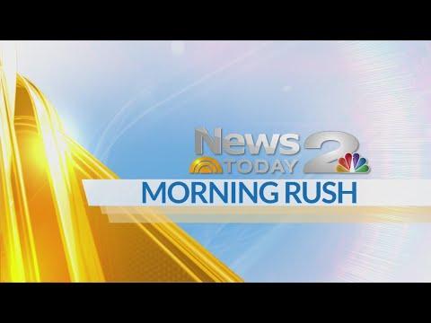 News 2 Today's Morning Rush on November 15th