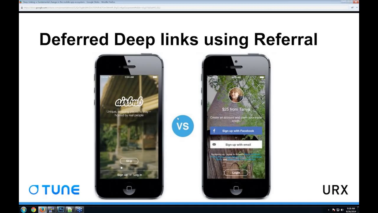 Facebook Deferred Deep Linking Android