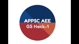 Hack - 1 || APPSC AEE General Studies Preparation for Screening and Mains