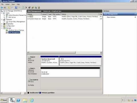 Windows Server 2008 Backup (Step-By-Step)