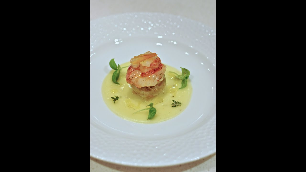 Image Gallery Lobster Carpaccio