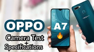 OPPO A7 | Camera Test & Specifications