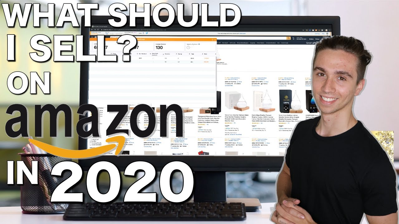 what do you sell on amazon