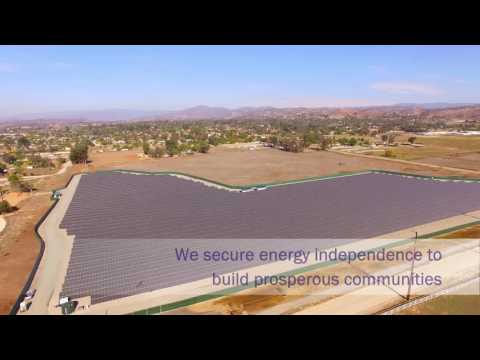 Utility Scale Solar Farm - Independent Energy Solutions