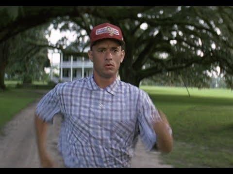 Forrest Gump (1994) - Running scene ('Run Forrest, Run' #3) [1080]