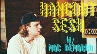 Mac DeMarco HANGOUT SESH interview w/ Analog Avenue