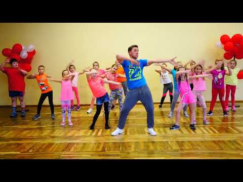 Zumba Kids (easy Dance) - I Like To Move It