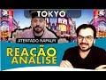 🎧 ATENTADO NAPALM - TOKYO (LR Beats) (Vídeo Clipe) «REAÇÃO/ANÁLISE» #canaleta react
