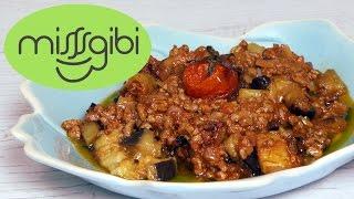Patlıcan Musakka Tarifi - Fırında Patlıcan Musakka Nasıl Yapılır?