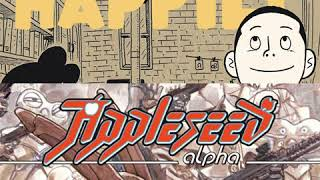 Manga: Reviews Of Uncomfortably Happily And Appleseed Alpha