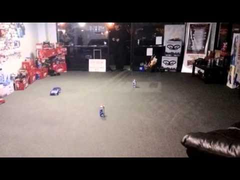 Blue Berry Yum Yum- Ludacris - Redcat Racing Thunder Drift Demonstration
