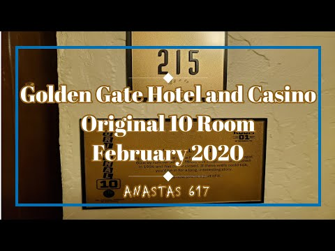 Golden Gate Hotel And Casino - Original 10 Room