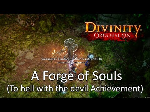 Divinity Original Sin A Forge Of Souls Quest Guide Doovi