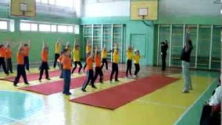 Урок физкультуры-1