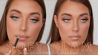 THE ULTIMATE TRENDY SOFT GLAM MAKEUP LOOK